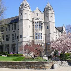 Jones Hall, Youngstown State...