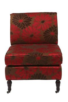 Office Star Ave Six MAD51-G14 Madrid Chair in Groovy Red