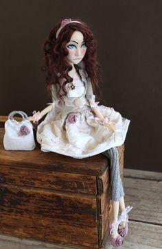 Custom Doll ~ Anais by Abi Monroe, via Flickr