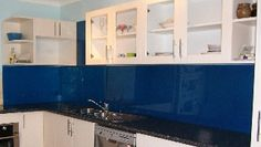 "Metaline splashbacks are a truly great product for kitchen splashbacks but there are many more places where it can be used. As a matter of fact, almost any vertical wall, be that in a domestic or commercial environment, can be turned into a feature wall by covering it with Metaline splashback in a beautiful colour such as this on in ""STYLE QUEEN"". The options are limited only by your own imagination."
