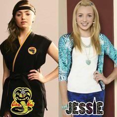 Emma Ross, Karate Kid Cobra Kai, Jessie, Peyton List, Kids, Jackets, Love, Instagram, Fashion