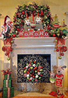 Detalhes <br>- 1 guirlanda de bolas natalinas <br>- 1 festão de…