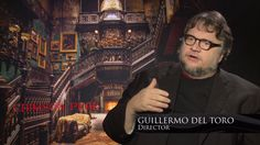 Crimson Peak: An IMAX-sized Throwback to Gothic Horror. Hear from Guillermo del Toro, Jessica Chastain and more in our featurette.