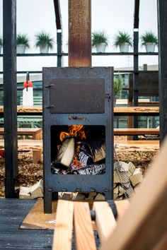 Outdoor Grill Area, Outdoor Oven, Outdoor Cooking, Outdoor Dining, Barbacoa, Fire Basket, Cooking Stone, Bread Oven, Cast Iron Stove