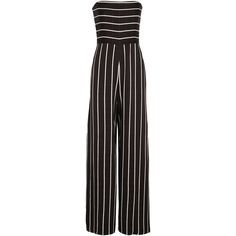Safiyaa Striped Strapless Satin Jumpsuit In Black And White Dress Design Drawing, Dress Design Sketches, Fashion Design Sketchbook, Dress Drawing, Fashion Design Drawings, Fashion Sketches, Fashion Drawing Dresses, Fashion Illustration Dresses, Satin Jumpsuit