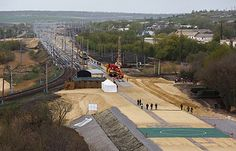 The Russian leader also marked a positive effect of this project in terms of logistics and development of transit