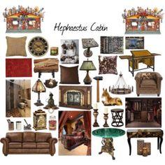 Hephaestus Cabin