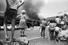 """Photo exhibit revisits 1970s Bay Area suburbia """"Ah, the California burbs,"""" says Plumb, now 62. Looking at the work being made then about the suburbs, nothing I saw reflected my experience. Influenced by the work of Robert Frank, Diane Arbus and Hank Wessel, Plumb returned again and again to Walnut Creek and the suburbs of Marin County to explore """"my deep sense of connection, as well as extreme ambivalence, to these communities,"""" she adds. Plumb recently retired after teaching photography for…"""