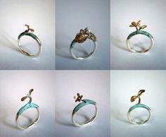 TheCarrotbox.com modern jewellery blog : obsessed with rings // feed your fingers!: Anita van Doorn / Shota Suzuki / BongSang Cho / Attai Chen