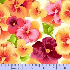 Perfect Pansy by Faye Burgos 1047-0178