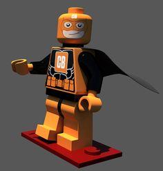 Si es de tu interés el modelado en #3D, con estos sencillos y comprensivos pasos podrás modelar tu propia minifigura de #Lego.