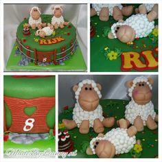 Sheeps cake _ schapen taart!