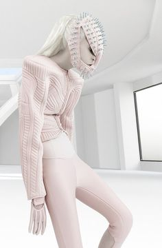 #fashion #editorial #pastel