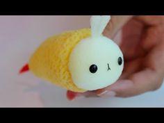 Molang Tempura Shrimp Squishy Tutorial - YouTube