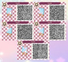 Animal crossing new leaf hair style hair color guide for Carrelage kitsch animal crossing new leaf