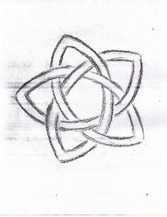 Handwriting Help Idea: Form drawing and drawing lessons that could help children to focus on what they are doing with their hands/pencil increasing muscle memory, dexterity and fine motor skills Celtic Symbols, Celtic Art, Celtic Knots, Form Drawing, Celtic Knot Designs, Chalkboard Drawings, Celtic Patterns, Elements Of Art, Fourth Grade