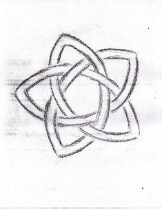 Waldorf ~ 4th grade ~ Form Drawing ~ Pentagram Knot