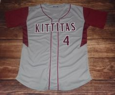 Check out this custom jersey designed by Kittitas High School Coyotes Baseball and created by Garb Athletics! http://www.garbathletics.com/blog/coyotes-baseball-custom-jersey-2/ Create your own custom uniforms at www.garbathletics.com!