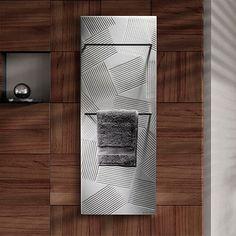 Un sèche-serviettes très #design ! #deco #sdb Disponible sur notre site
