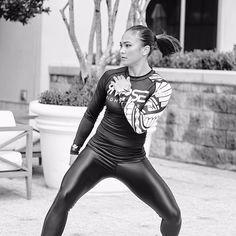 "Michelle Waterson aka Karate ""Hottie"""