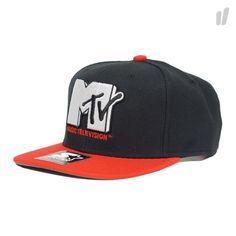 Starter MTV Retro Snapback Cap - http://www.overkillshop.com/de/product_info/info/12104/