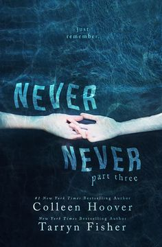 #Reseña 180 - Never Never: Part 3   Autor: Colleen Hoover y Tarryn Fisher Editorial: CreativeSpace Nº de páginas: 130 Saga: Never Never {3/3}Precio: 9.55 / 2.99 (E-Book) ISBN: 9781523443673 Sinopsis: Together Silas Nash and Charlize Wynwood must look deeper into the past to find out who they were and who they want to be. With time ticking down the couple are in a race to find the answers they need before they lose everything. Can they regain what they once had? And will it restore who they…