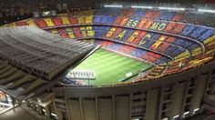 Barcelonas Camp Nou stadium is exclusive to PES 2017 and beyond Pro Evolution Soccer 2017, Camp Nou, Fc Barcelona, Xbox 360, Jukebox, Card Games, Video Games, Nintendo, Gaming