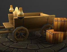 """Check out new work on my @Behance portfolio: """"cargo cart"""" http://be.net/gallery/37247495/cargo-cart"""