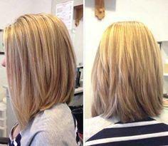 Magnifiques Couleurs Pour Cheveux Mi-longs | Coiffure simple et facile
