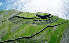 Aran Islands, off the Galway coast on the west of Ireland