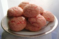 SHIRLEY TEMPLE Cookies