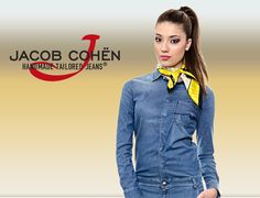 Jeans Jacob Cohen collezione uomo donna primavera-estate 2014.  Sign up and discover special promotions dedicated to you...  #spring #summer #collection #style #fashion #woman #ss2014 #shopping #moda #men #jacobcohen  http://bit.ly/1kejXLN