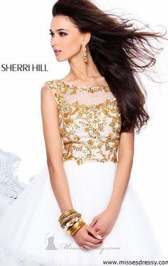 Sherri Hill 21032 Dress - MissesDressy.com