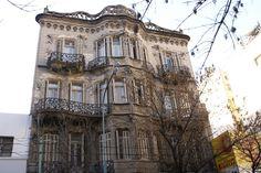 Arquitectura Art Nouveau-CASA DE LOS LIRIOS-B uenos Aires