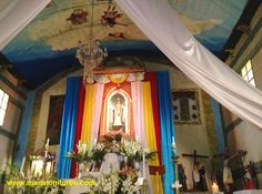 Templo Franciscano del Siglo XVI en Jarácuaro, se venera a San Pedro.