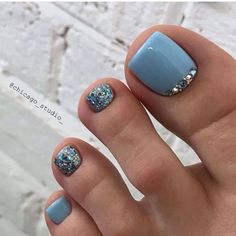 """Determine additional info on """"trending nail designs simple"""". Check out our site. Manicure, Pedicure Nail Art, Pedicure Designs, Toe Nail Designs, Acrylic Nail Designs, Gel Toe Nails, Gel Toes, Feet Nails, My Nails"""