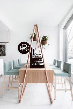 Beauty EDU by Techné Architecture + Interior Design