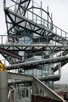 pleskot josef - Hledat Googlem Utility Pole, Multi Story Building, Architecture, Studios, Google Search, Atelier, Arquitetura, Architecture Design