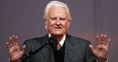 Evangelist Billy Graham died today at 7:46 a.m. at his home in Montreat. He was 99.  Throughout his life Billy Graham preached the gospel of Jesus Christ to some 215 million people who attended one of his more than 400 Crusades simulcasts and evangelistic rallies in more than 185 countries and territories. He reached millions more through TV video film the internet and 34 books.  Born Nov. 7 1918 four days before the armistice ended World War I William Franklin Billy Graham Jr. grew up…