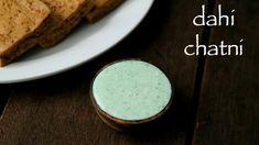 dahi chutney recipe | dahi ki chatni | curd mint chutney | yoghurt mint dip