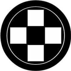 All about Japanese symbols such as Kamon. Every Japanese have own symbolic family crest. Funky Tattoos, Japanese Family Crest, Japanese Symbol, Pyrography, Mandala, Symbols, Pointillism, Woodburning, Mandalas