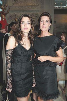 Carolina y Carlota