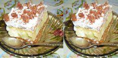 Prajitură Delicioasă Cu Mere- Fără Coacere- Merită încercată Romanian Food, Romanian Recipes, Cheesecakes, Tiramisu, Camembert Cheese, Biscuit, Keto, Ethnic Recipes, Minden