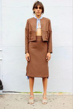 Maryam Nassir Zadeh Spring 2015 Ready-to-Wear Fashion Show