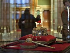 History of Hungary's Holy Crown There is no other nation in the world, who would keep in such a high reverence, have such a high respect for, love with such a mystical adoration their national relic,. Hungary, Budapest, Crown, History, Corona, Historia, Crowns