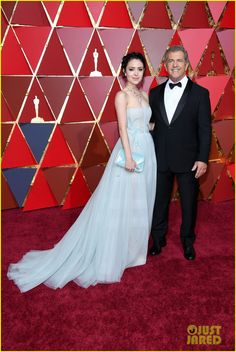 Mel Gibson & Rosalind Ross Make First Red Carpet Appearance Since Welcoming New Baby
