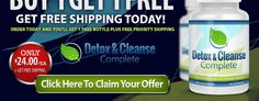 #DetoxCleanseProCoupon – 3 Bottles & Get 2 FREE - This #UniqueDetox provide a high quality Detox product that relieves constipation, improves #digestion, removes impurities from the body, and aids #weightloss. http://www.wowcouponsdeals.com/coupons/detox-cleanse-pro-coupon-3-bottles-get-2-free/
