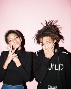 willow and jaden smith!