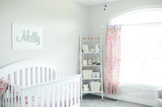 Paisley Nursery - Project Nursery