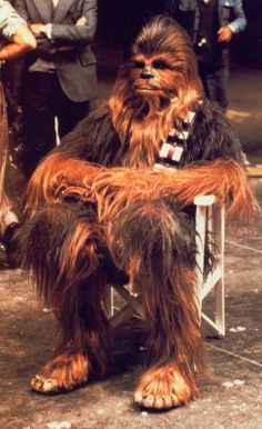 star wars alien chewbacca